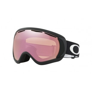 147ddd7bfe9 Replica Oakley Canopy Snow Goggle (Asia Fit) Matte Black frame   Vr50 Pink  Iridium lens