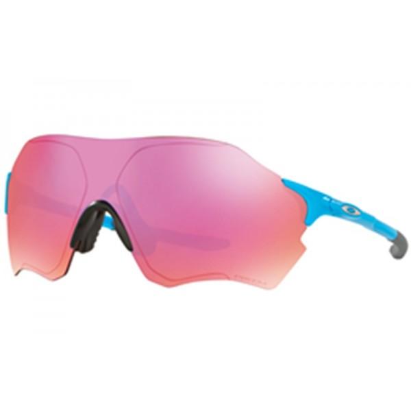 e8cc1d518b Knockoff Oakley EVZero Range PRIZM Trail sunglasses Matte Sky Blue ...