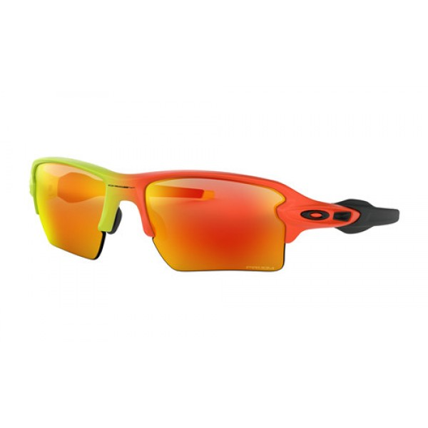 173724c523 Cheap Oakley Flak 2.0 XL sunglasses Harmony Fade frame   Prizm Ruby ...