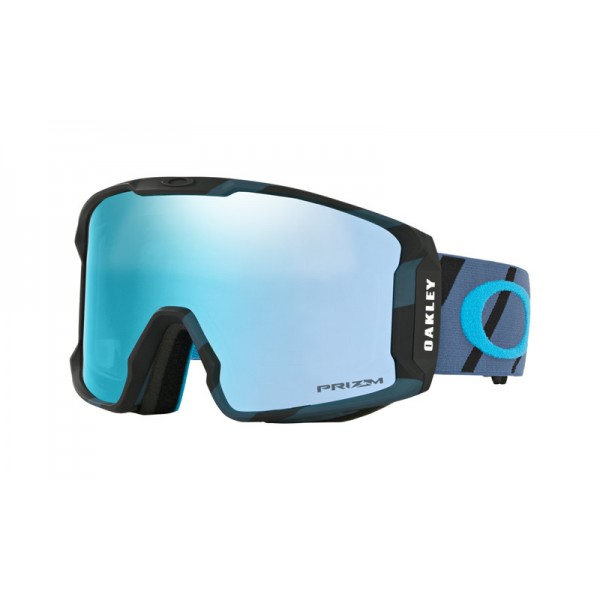 Cheap Oakley Line Miner PRIZM (Asia Fit) Snow Goggle Hazard Bar Iron ... 009010ac69