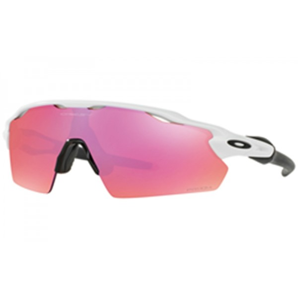 7ee6a025d3 Fake Oakley Radar EV Pitch PRIZM Trail sunglasses Polished White ...