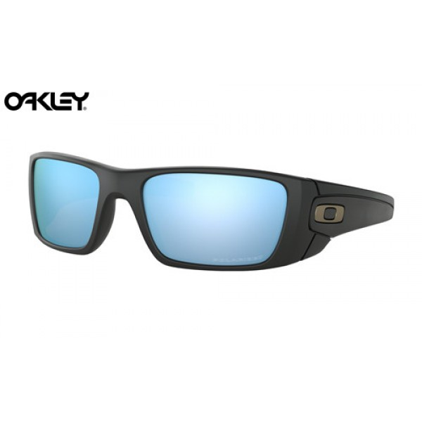 5b6f5bdc4a Discount fake Oakley Fuel Cell sunglasses Matte Black frame   Prizm ...