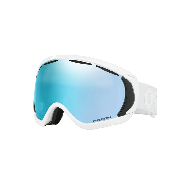 833adfc183 Fake Oakley Canopy Snow Goggle Factory Pilot Whiteout frame   Prizm ...