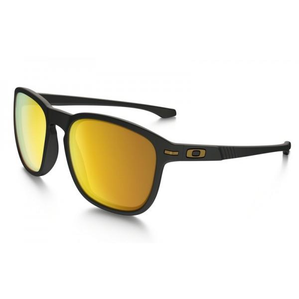 b6fa5f8747b discount Oakley Enduro sunglasses matte black frame   24k iridium ...
