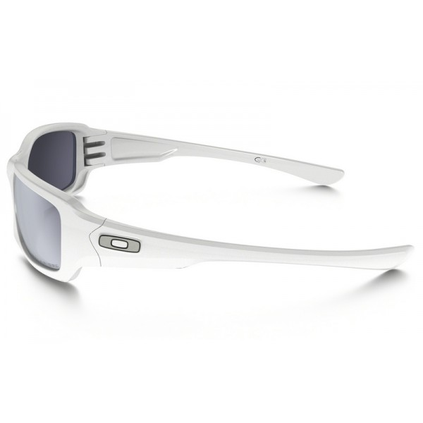 a3cea05741f Outlet Oakley Fives Squared Polarized sunglasses Polished White ...