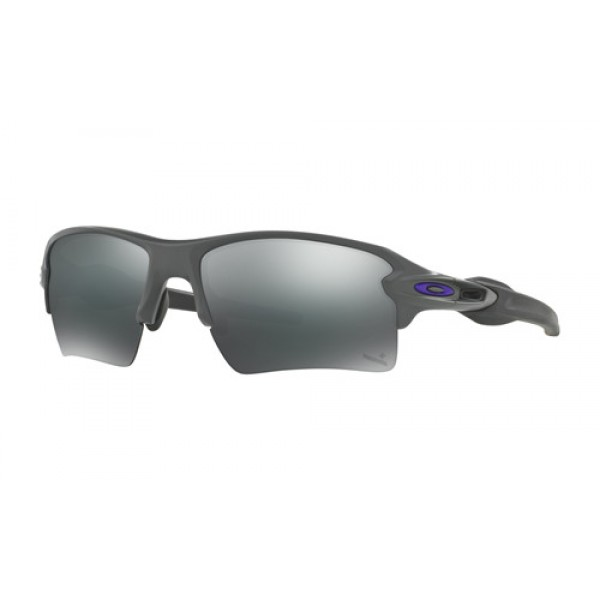 dc4ed6f7da Fake Oakley Flak 2.0 XL Infinite Hero sunglasses Dark Gray frame ...
