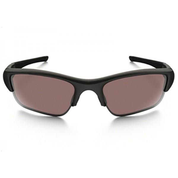 b6db9d9e817 fake Oakley Flak Jacket XLJ PRIZM Shooting sunglasses Matte Black ...