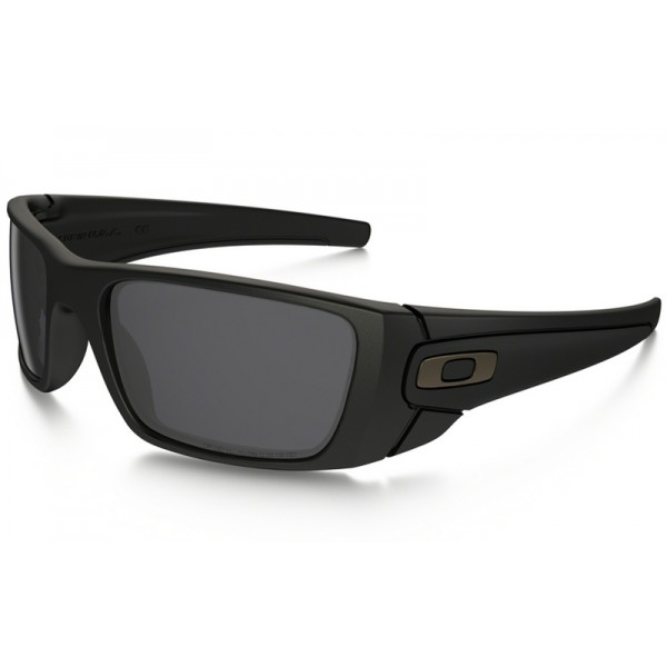 Outlet Oakley Fuel Cell Polarized sunglasses Matte Black frame ...