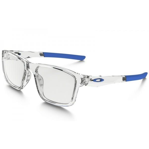 knockoff Oakley Hyperlink eyewear Polished Clear frame / clear lens ...