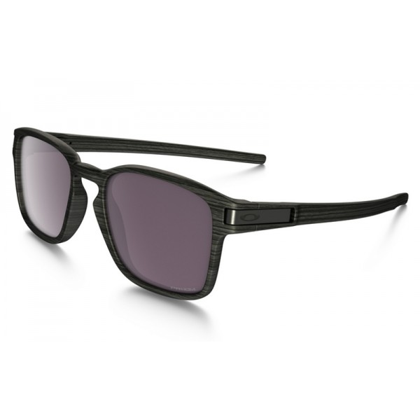 c09d3249c2 fake Oakley Latch Square PRIZM sunglasses Woodgrain frame   Prizm ...