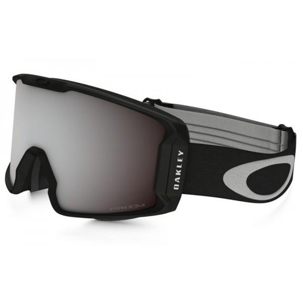 fake Oakley Line Miner Goggle Matte Black frame   Prizm Snow Black ... d1d712dc5b