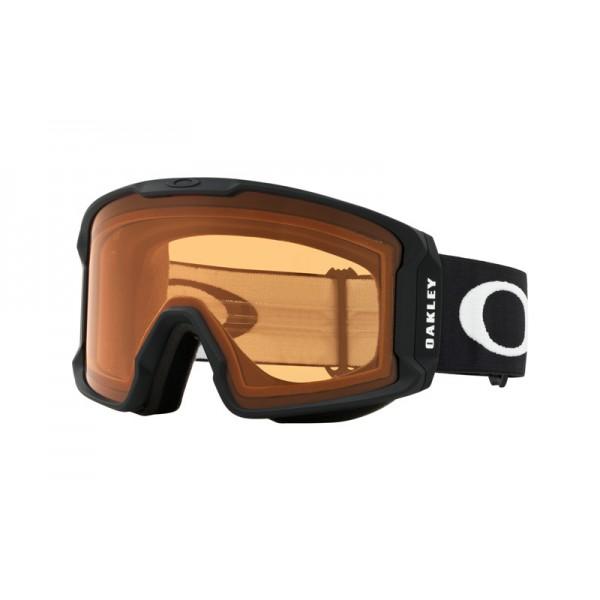 658953409d4 Fake Oakley Line Miner Snow Goggle Matte Black frame   Persimmon ...