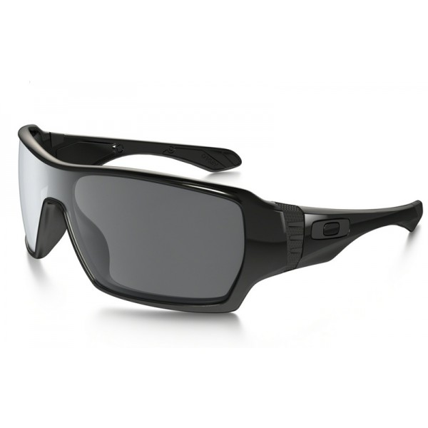 cheap Oakley Offshoot sunglasses polished black frame   black ... ba3ca07e46
