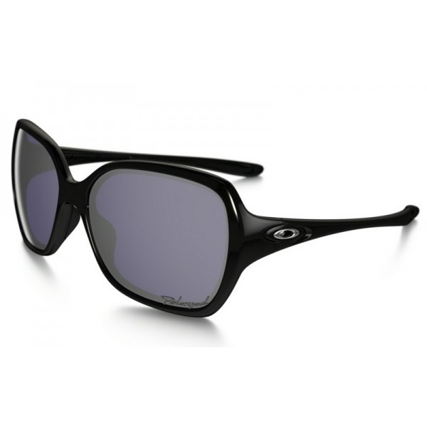 325dc5d547 fake Oakley Overtime Polarized sunglasses polished black frame ...