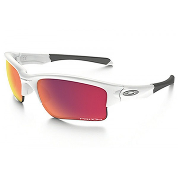 dea4950ac5c replica Oakley Quarter Jacket (Youth Fit) PRIZM sunglasses white ...