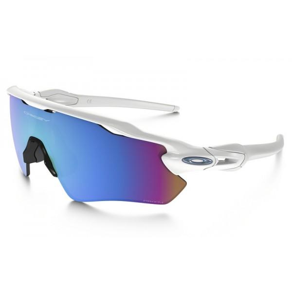 ccff79beb0 replica Oakley Radar EV Path sunglasses polished white frame   Prizm ...