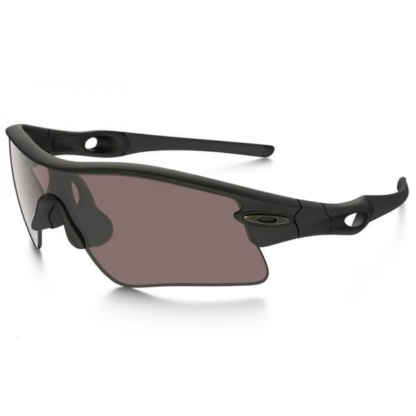 a0dfd41cf5 replica Oakley Radar Range PRIZM Shooting sunglasses Matte Black ...