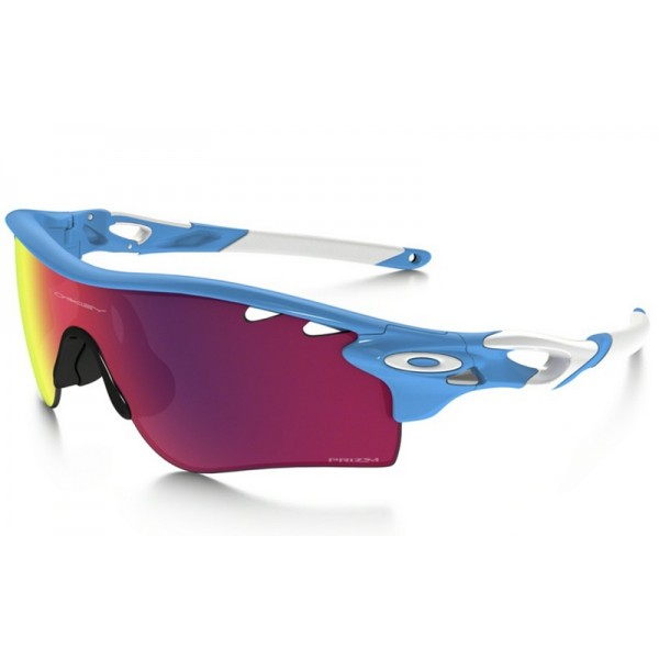 45f7e4b9a9 replica Oakley RadarLock Path PRIZM Road sunglasses sky frame ...