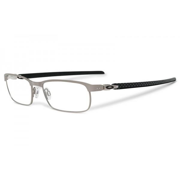 Knockoff Oakley Tincup Carbon eyewear Powder Steel frame / Clear ...