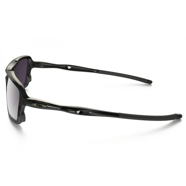 4fce3642f3b309 knockoff Oakley Triggerman PRIZM sunglasses polished black frame ...