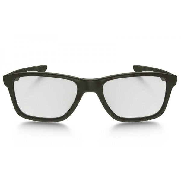 1cde63ed87 Best fake Oakley Trim Plane glasses Matte Green Tortoise frame ...