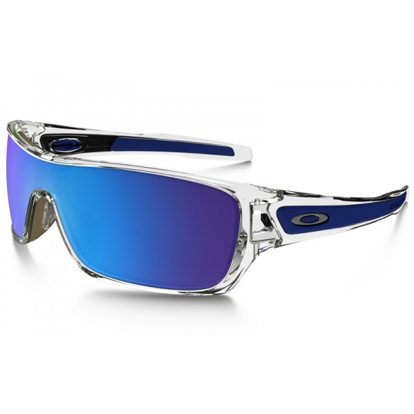 95ab3f33eab Outlet Oakley Turbine Rotor sunglasses Polished Clear frame ...