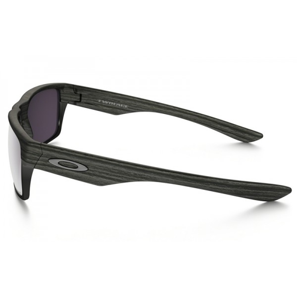 aed5a9c434 Knockoff Oakley TwoFace sunglasses Woodgrain frame   Prizm Daily ...
