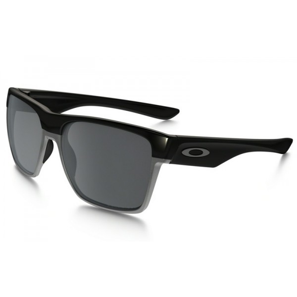 knockoff Oakley TwoFace XL sunglasses Polished Black frame   Black ... f1c6845376