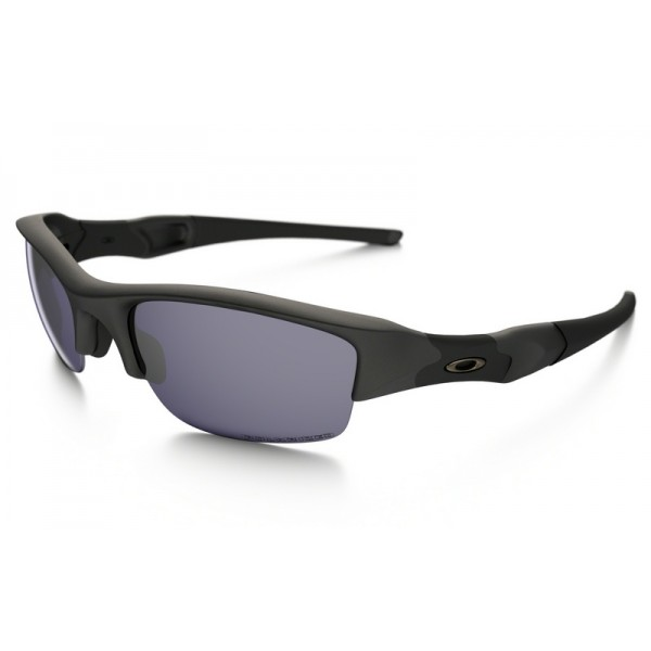 2e9fdb5180 Replica Oakley Flak Jacket Polarized Standard Issue sunglasses Matte ...