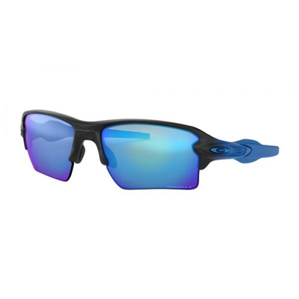 e0f9f481d8 Knockoff Oakley Flak 2.0 XL sunglasses Sapphire Fade frame   Prizm ...