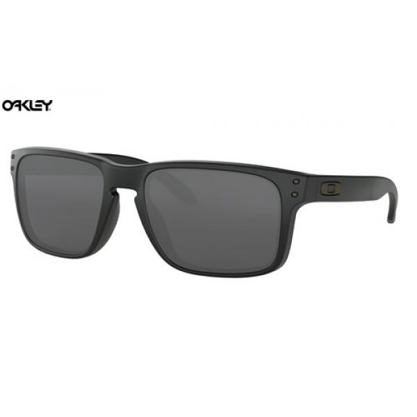0f85f1522e1 Knockoff Oakley Holbrook sunglasses Matte Black frame   Black ...