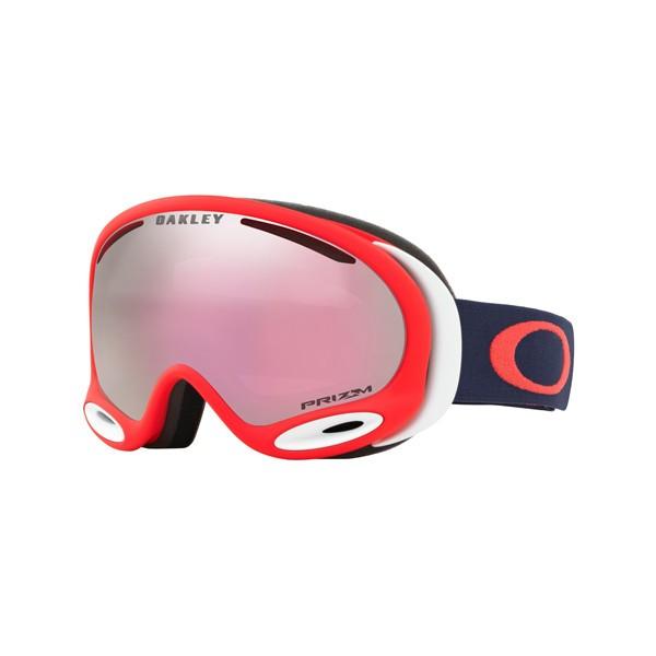 Replica Oakley A Frame 2.0 (Asia Fit) Snow Goggle Coral Fathom frame ...