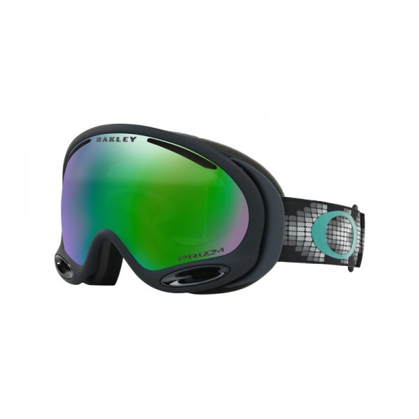 Replica Oakley A Frame 2.0 Snow Goggle Digi Snake Iron Grey frame ...