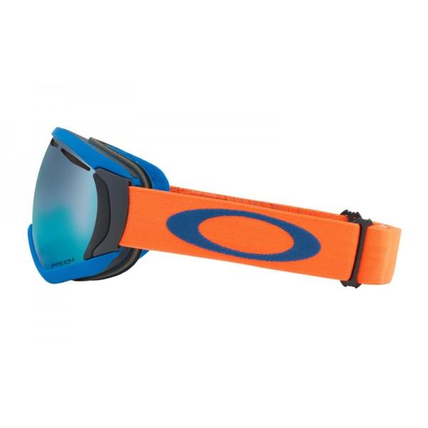 cce30551f6 Replica Oakley Canopy PRIZM sunglasses Obsessive Lines Org Blue ...