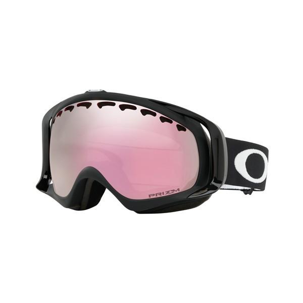 Replica Oakley Crowbar (Asia Fit) Snow Goggle Jet Black frame ...