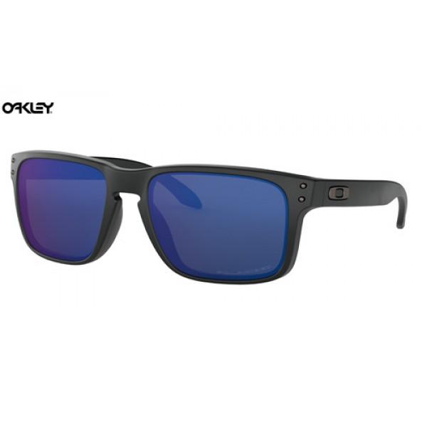 e1fd04f89b ... new zealand replica oakley holbrook sunglasses matte black frame ice  iridium bde94 b52d7