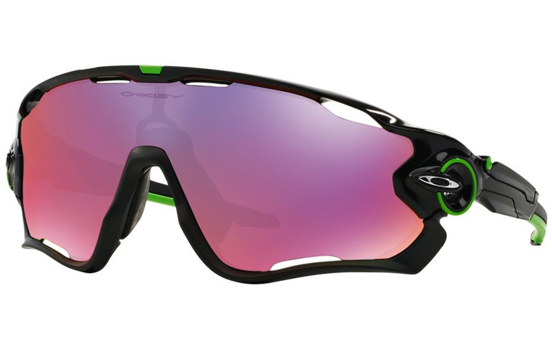 71a20ee370 Outlet Oakley Jawbreaker PRIZM Road Cavendish Edition sunglasses Polished  Black Frame   Prizm Road Lens