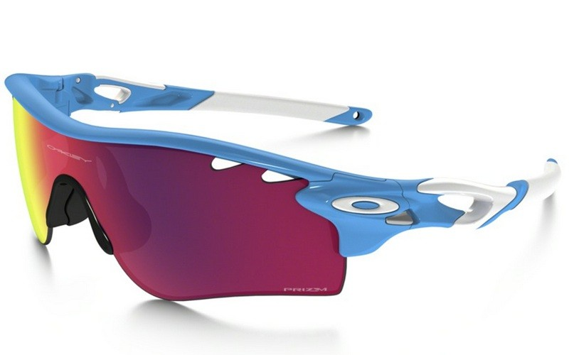 228da1fa4c6 replica Oakley RadarLock Path PRIZM Road sunglasses sky frame   Prizm Road  lens