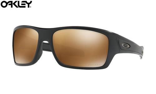 15b3aebab19 Fake Oakley Turbine sunglasses Matte Black frame   Prizm Tungsten Polarized  lens