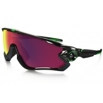 a3735533ef2 Oakley Jawbreaker PRIZM sunglasses polished black frame   Prizm Road  lens(Asia fit)