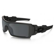 e35ecaa9765 Oakley Oil Rig sunglasses matte black frame   blac.